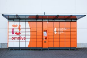 Shipping & Delivery Omniva