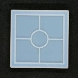 Ruudukujuline silikoonist vorm