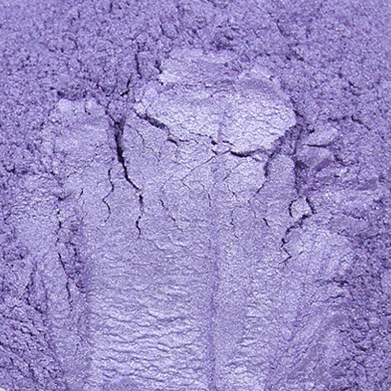 Mica pigmentpulber, sirelililla