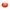 Luust ovaalne helmes/ripats, 34×25 mm