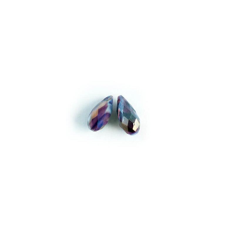 Pärlid, tilgakujuline, 2tk
