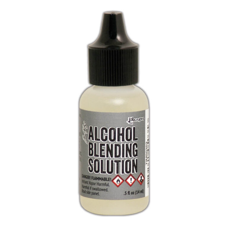 Tim Holtz® Alcohol Ink Blending Solution – lahusti