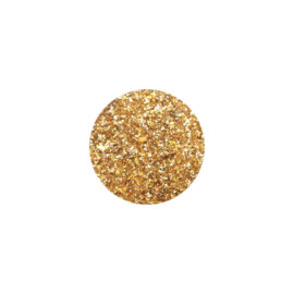 Glitter, sädelev pulber, kuldne
