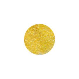 Glitter, sädelev pulber, erkkollane