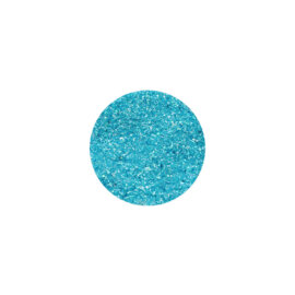 Glitter, sädelev pulber,  helesinine