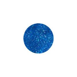 Glitter, sädelev pulber, tumesinine