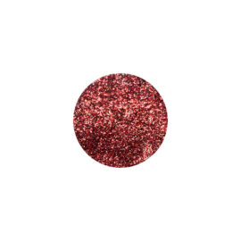 Glitter, sädelev pulber, bordoopunane