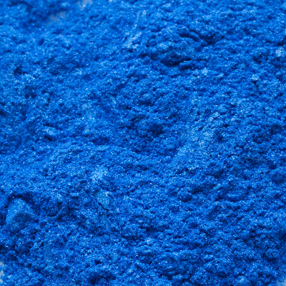 Mica pigmentpulber, erksinine