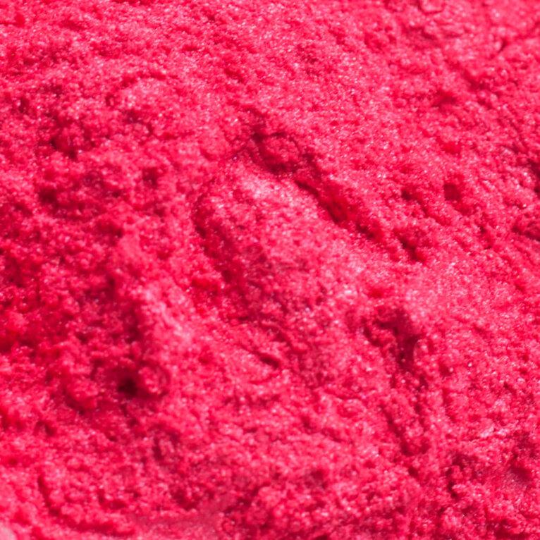 Mica pigmentpulber, fuksiaroosa