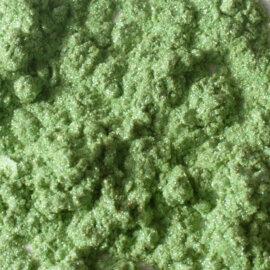 Mica pigmentpulber, Apple Green, heleroheline