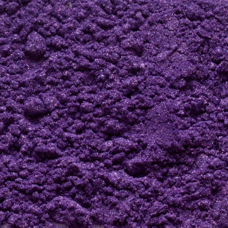 Mica pigmentpulber, Magic Purple, lilla