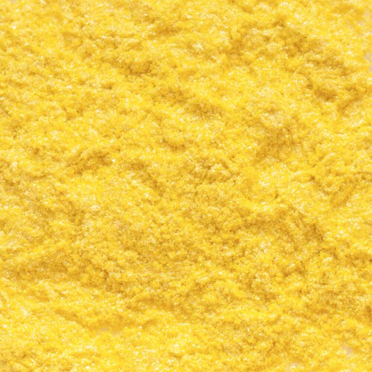 Mica pigmentpulber, Mosaic Gold, erkkollane