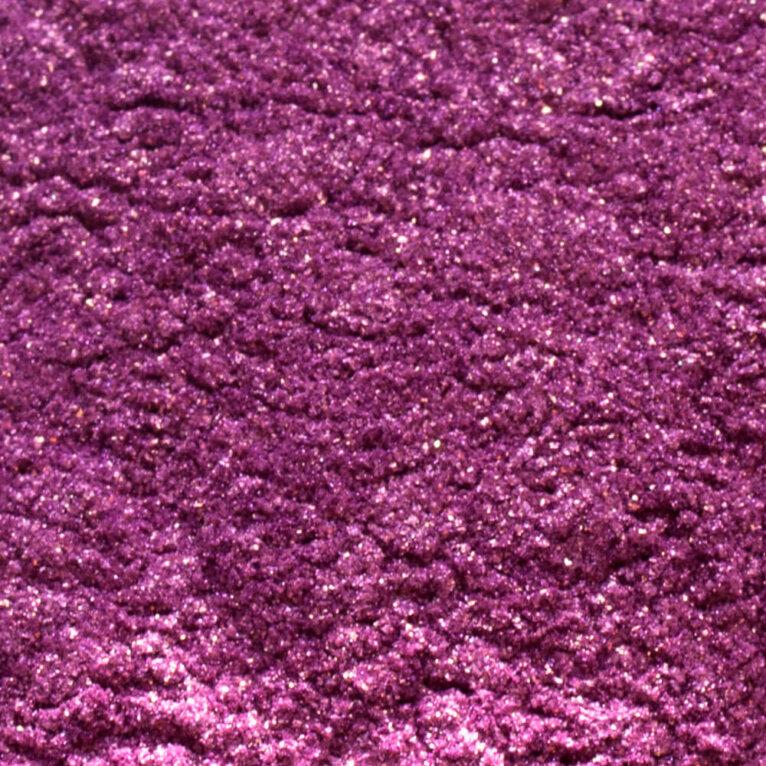 Mica pigmentpulber, Purple Rose, lilla