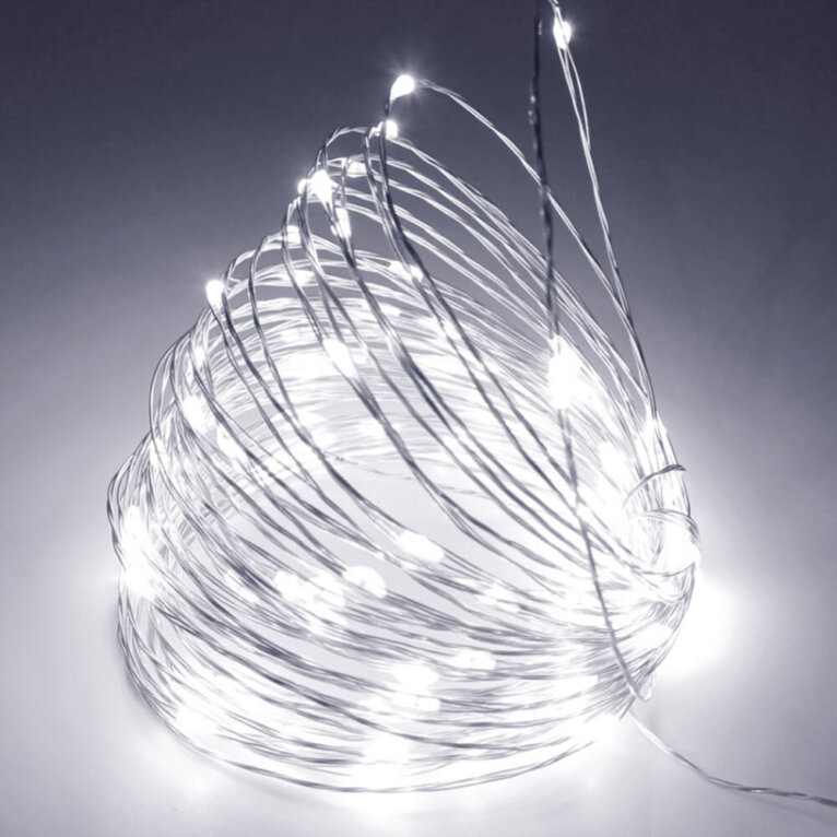 LED valgustraat, USB otsaga, 5m