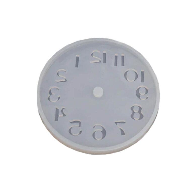 Silikoonvorm kella valamiseks, 156 mm