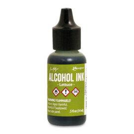 Tim Holtz® Alcohol Ink Lettuce, roheline alkoholitint