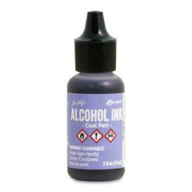 Tim Holtz® Alcohol Ink Cool Peri, lilla alkoholitint