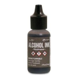Tim Holtz® Alcohol Ink Mushroom, pruun alkoholitint