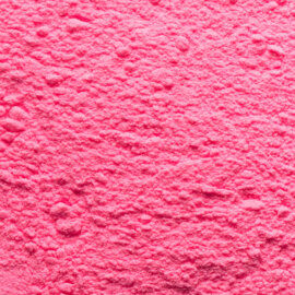 Heleroosa neoon pigmentpulber
