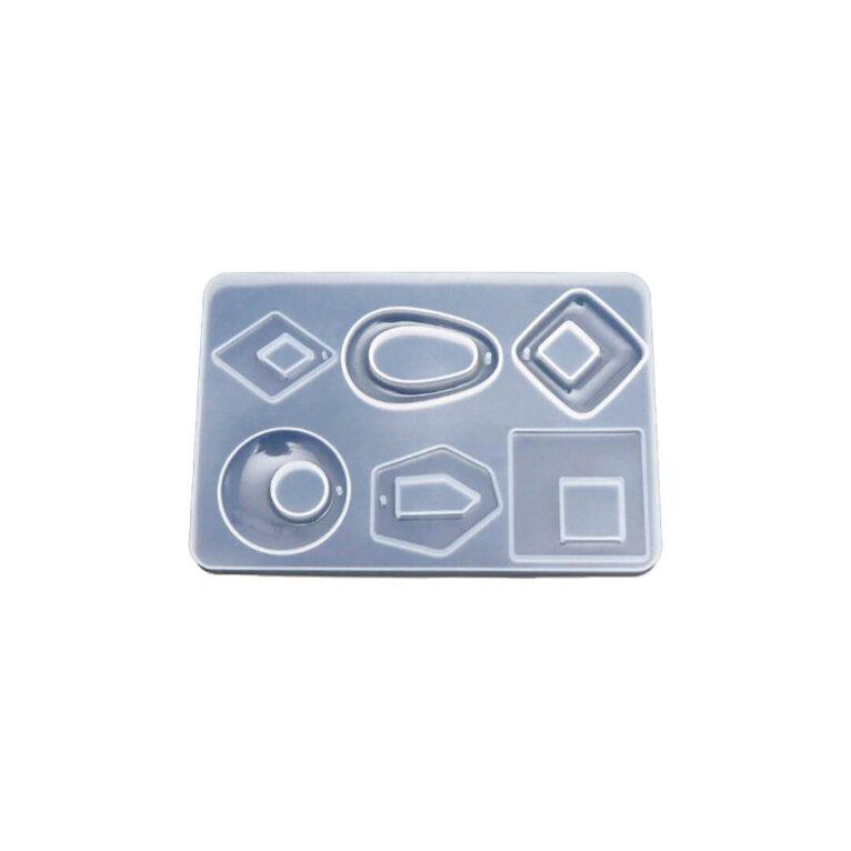 Kõrvarõngaste valamise vorm, 14,5 x 9,8 cm