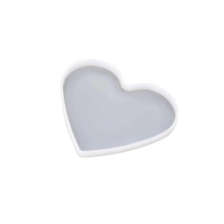 Silikoonvorm süda, 10,5 x 9 x 0,95 cm