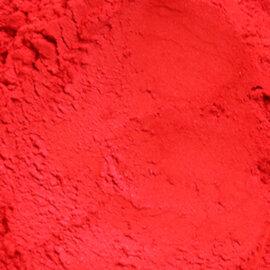 Mica pulber, punane