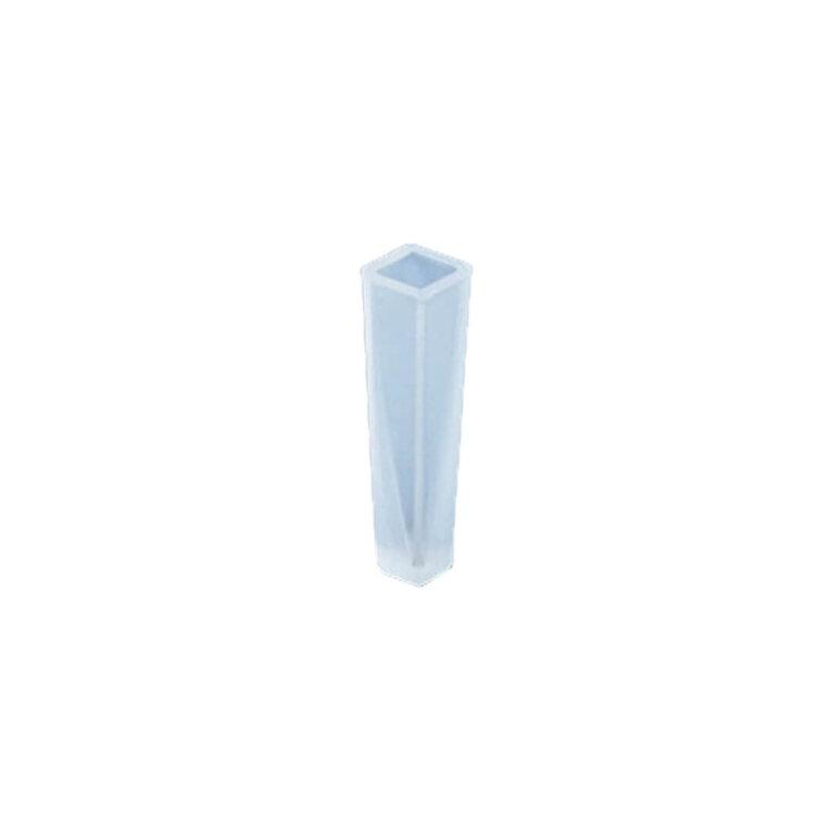 Silikoonvorm erikujulise ripatsi valamiseks, romb
