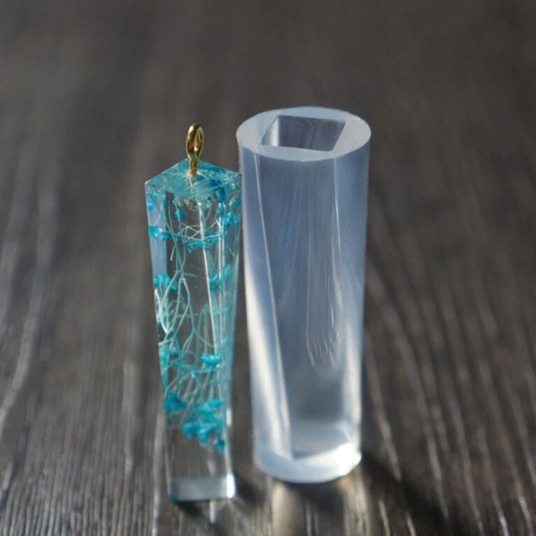 Silikoonvorm erikujulise ripatsi valamiseks, ring