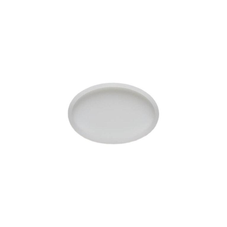 Silikoonvorm ovaal, 105 x 69 x 10 mm