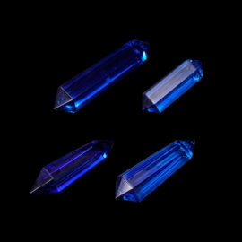 Erikujuliste ripatsite valamise vormid, erinevad suurused