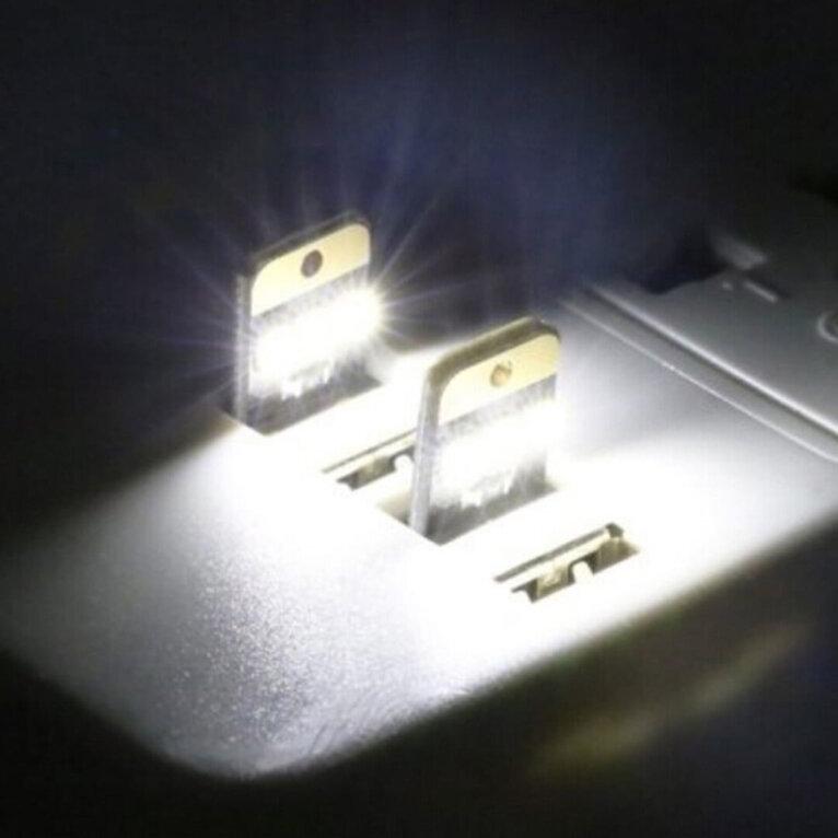 Mini LED valgusti, USB ühendusega