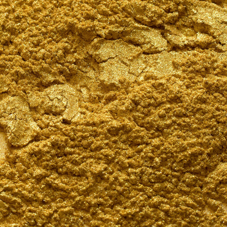 Pigmentpulber, solar gold, 5g