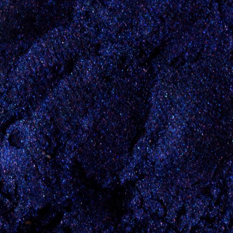 Mica pulber, sügav sinine