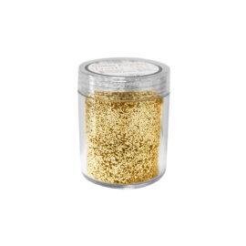 Glitterpulber, kuldne, 15g
