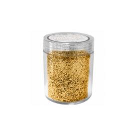 Glitterpulber, särav kuldne, 15g