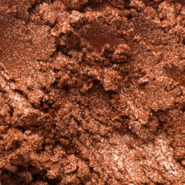 Mica pulber, Reddish Brown, 5-10g