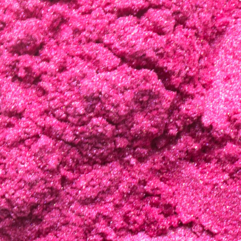 Mica pulber, Rose Red, 5-10g