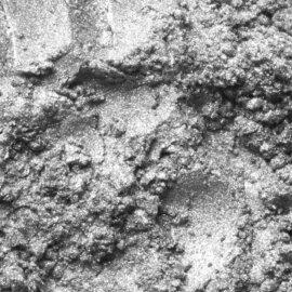Mica pulber, Silver Gray, hõbedane , 5-10g