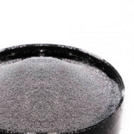 Micro helbed, silverdollar, hõbedane