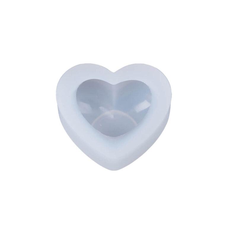 Silikoonvorm, süda