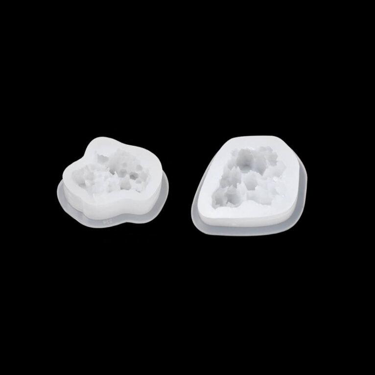 3D kristallikivide valamise vorm