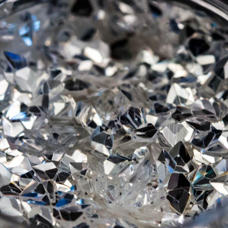 DIPON®-3D Helbed, Diamond Crystal