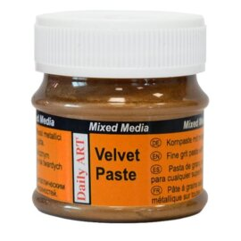 Metalse efektiga Velvet Pasta, 50 ml