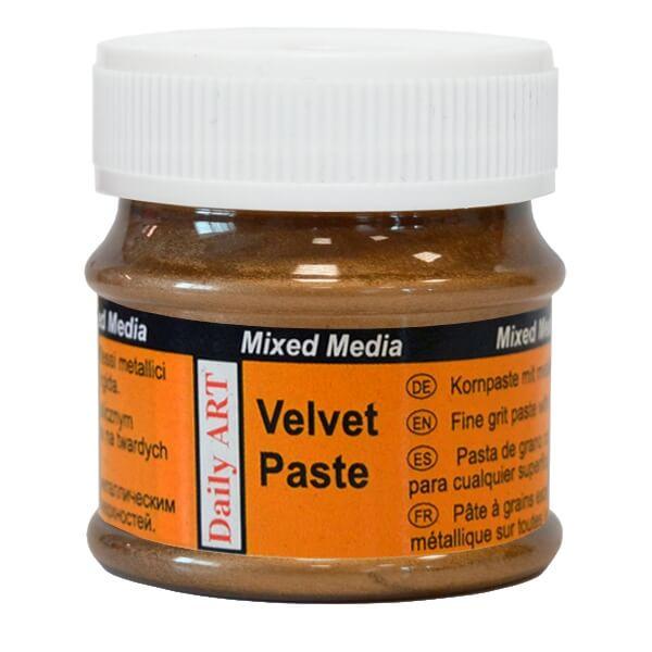 Metalse efektiga Velvet Pasta, 50 ml