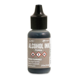 Tim Holtz® Alcohol Ink Pebble, pruun alkoholitint