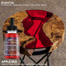 Alkoholitint, APPLE RED, punane