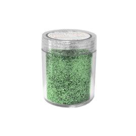 Glitterpulber, salatiroheline, 15g