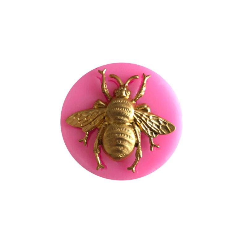 Silikoonvorm putukas või mesilase tegemiseks