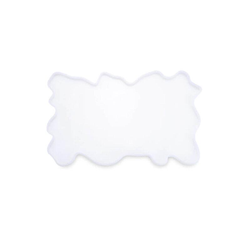 Silikoonvorm suure serveerimisaluse või kandiku valamiseks, 38,5 x 24 cm