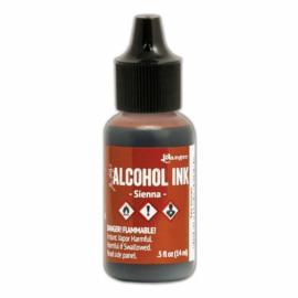 Tim Holtz® Alcohol Ink Sienna, pruun alkoholitint